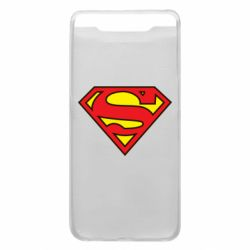 Чехол для Samsung A80 Superman Symbol