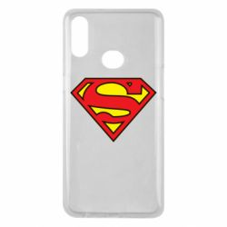 Чехол для Samsung A10s Superman Symbol