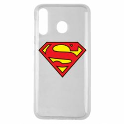 Чехол для Samsung M30 Superman Symbol