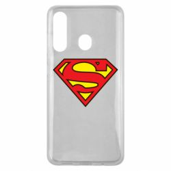Чехол для Samsung M40 Superman Symbol