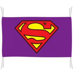Флаг Superman Symbol