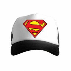 Детская кепка-тракер Superman Symbol