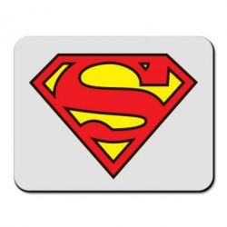 Коврик для мыши Superman Symbol - FatLine