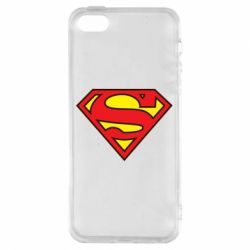 Чехол для iPhone5/5S/SE Superman Symbol