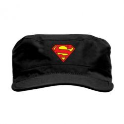 Кепка милитари Superman Symbol