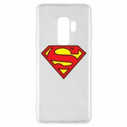 Чехол для Samsung S9+ Superman Symbol