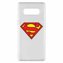 Чехол для Samsung Note 8 Superman Symbol