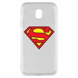 Чехол для Samsung J3 2017 Superman Symbol