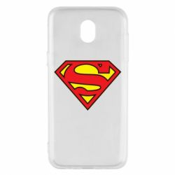 Чехол для Samsung J5 2017 Superman Symbol