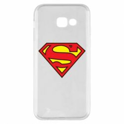 Чехол для Samsung A5 2017 Superman Symbol