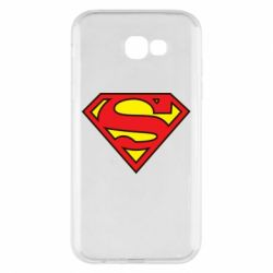 Чехол для Samsung A7 2017 Superman Symbol