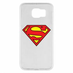 Чехол для Samsung S6 Superman Symbol