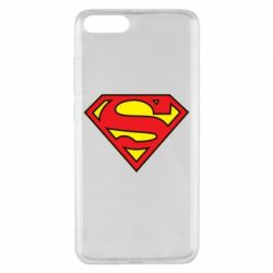 Чехол для Xiaomi Mi Note 3 Superman Symbol