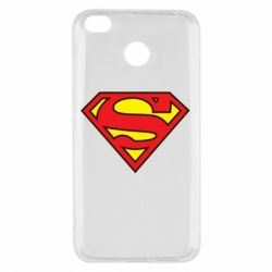 Чехол для Xiaomi Redmi 4x Superman Symbol