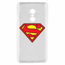 Чехол для Xiaomi Redmi Note 4 Superman Symbol