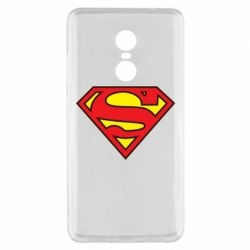Чехол для Xiaomi Redmi Note 4x Superman Symbol