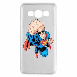 Чохол для Samsung A3 2015 Супермен Комікс