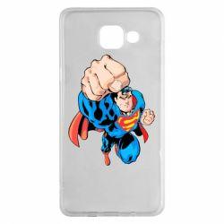 Чохол для Samsung A5 2016 Супермен Комікс