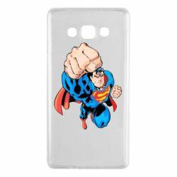 Чохол для Samsung A7 2015 Супермен Комікс