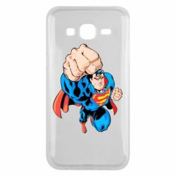 Чохол для Samsung J5 2015 Супермен Комікс