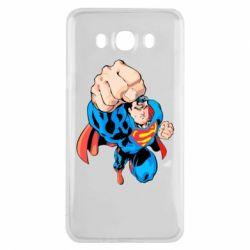 Чохол для Samsung J7 2016 Супермен Комікс