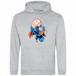 Мужская толстовка Супермен Комикс - FatLine