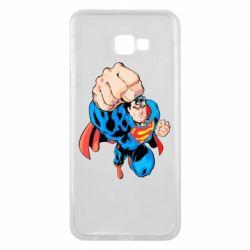 Чохол для Samsung J4 Plus 2018 Супермен Комікс