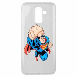 Чохол для Samsung J8 2018 Супермен Комікс
