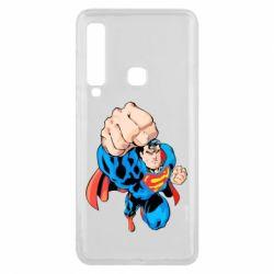 Чохол для Samsung A9 2018 Супермен Комікс