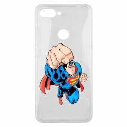 Чохол для Xiaomi Mi8 Lite Супермен Комікс