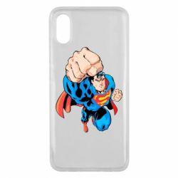 Чохол для Xiaomi Mi8 Pro Супермен Комікс