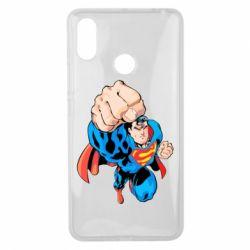 Чохол для Xiaomi Mi Max 3 Супермен Комікс