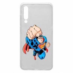 Чохол для Xiaomi Mi9 Супермен Комікс