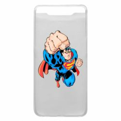 Чохол для Samsung A80 Супермен Комікс