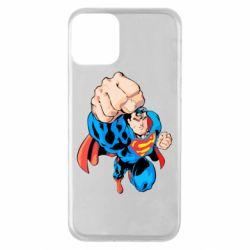 Чохол для iPhone 11 Супермен Комікс