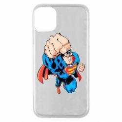 Чохол для iPhone 11 Pro Супермен Комікс