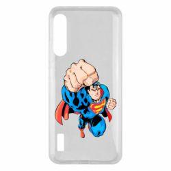 Чохол для Xiaomi Mi A3 Супермен Комікс