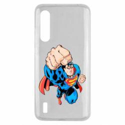 Чохол для Xiaomi Mi9 Lite Супермен Комікс