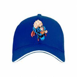 Кепка Супермен Комикс - FatLine