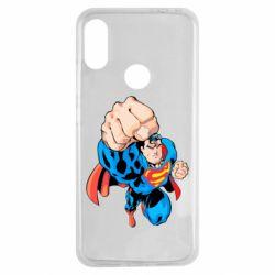 Чохол для Xiaomi Redmi Note 7 Супермен Комікс