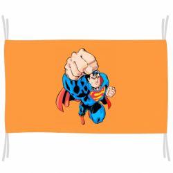 Прапор Супермен Комікс