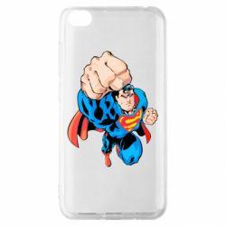 Чохол для Xiaomi Redmi Go Супермен Комікс