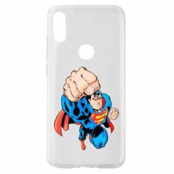 Чохол для Xiaomi Mi Play Супермен Комікс