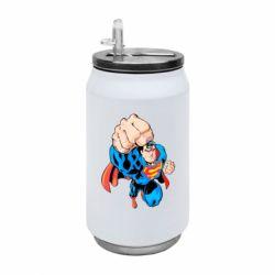 Термобанка 350ml Супермен Комікс