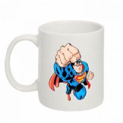 Кружка 320ml Супермен Комикс - FatLine