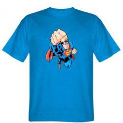 Мужская футболка Супермен Комикс - FatLine