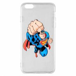 Чохол для iPhone 6 Plus/6S Plus Супермен Комікс