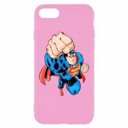 Чохол для iPhone 8 Супермен Комікс