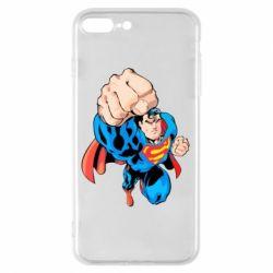 Чохол для iPhone 8 Plus Супермен Комікс