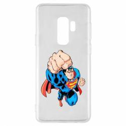 Чохол для Samsung S9+ Супермен Комікс